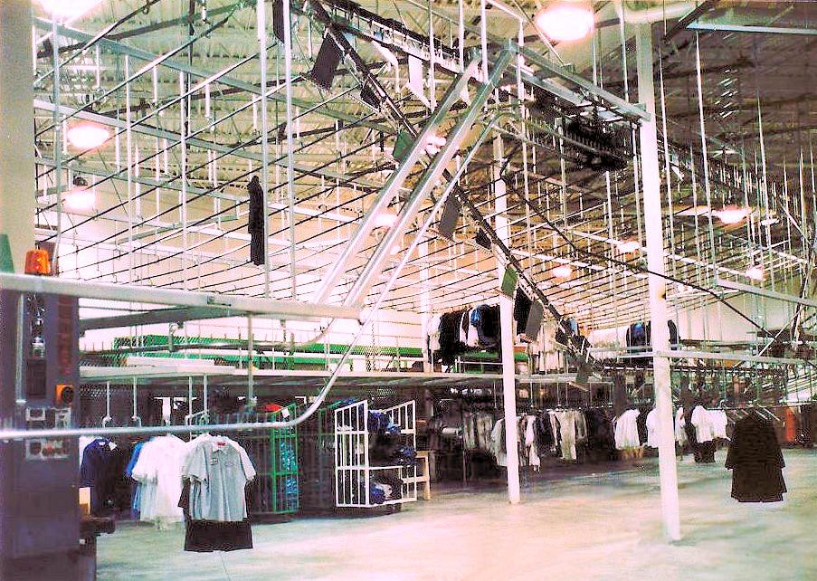 hanger sort system and storage